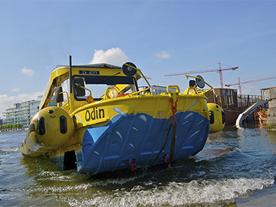 Amphibious Passenger Vehicles