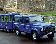 SL Land Rover Series